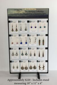 Small Introductory Earring Stand
